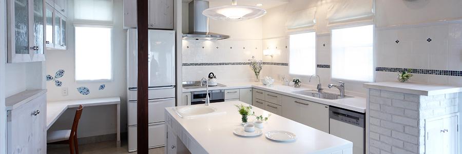 理想のキッチン