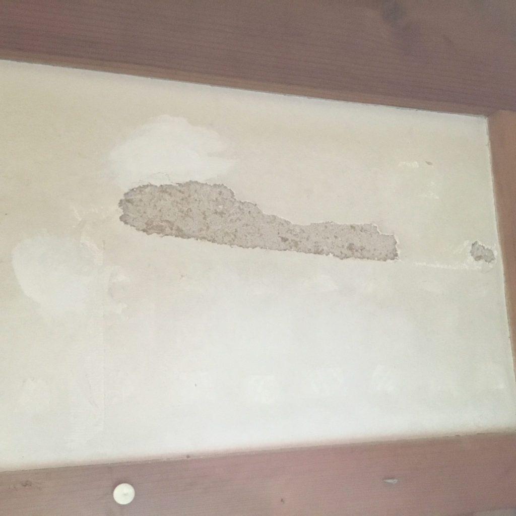 漆喰塗装工事
